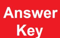 RRB Junior Engineer JE Final Answers Key 2019 2 Answer Key 1