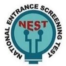NEST 2021 Online Form - Apply Online Now 1 NEST