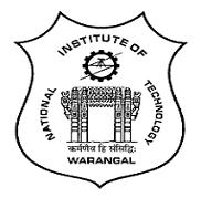 NIT Warangal Non Teaching Recruitment 2021